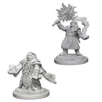 D&D: Nolzur's Marvelous Miniatures - Dwarf Female Cleric