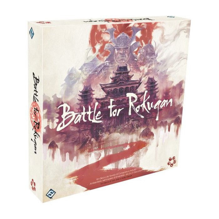 Copertina di Battle for Rokugan
