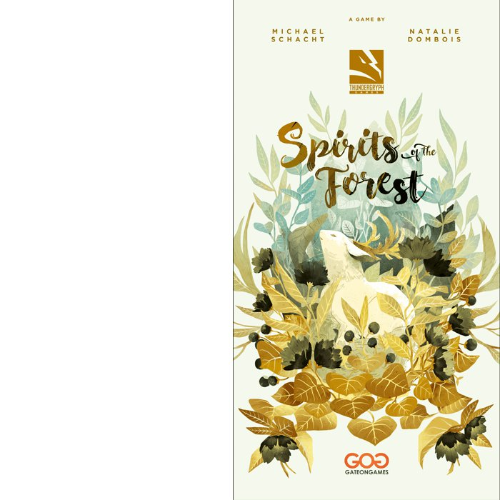Copertina di Spirits of the Forest: Deluxe Edition