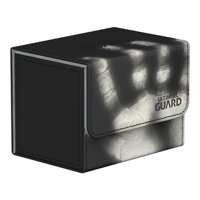 Porta Mazzo Ultimate Guard Sidewinder 80 Chromiaskin (NERO)