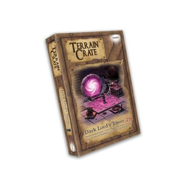 Copertina di Terrain Crate: Dark Lord's Tower