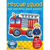 Puzzle Rescue Squad - Two and Three Pieces