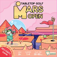 Mars Open - Tabletop Golf