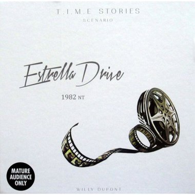 Copertina di TIME Stories: Estrella Drive