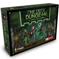 One Deck Dungeon: La Foresta delle Ombre