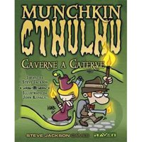 Munchkin - Cthulhu: Caverne a Caterve