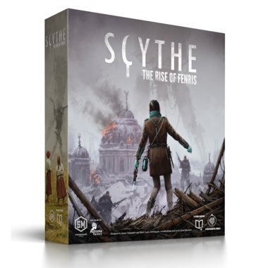 Copertina di Scythe: The Rise of Fenris