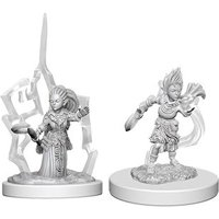 Pathfinder: Deep Cuts Miniatures - Gnome Female Druid