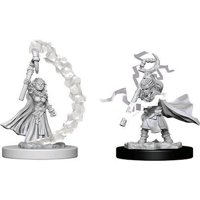 Pathfinder: Deep Cuts Miniatures - Gnome Female Sorcerer