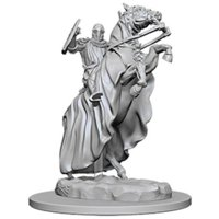Pathfinder: Deep Cuts Miniatures - Knight on Horse