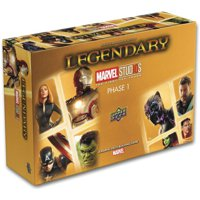 Legendary - Marvel Studios Phase 1
