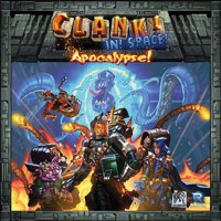 Clank! - In! Space!: Apocalypse!