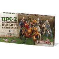 Zombicide - Black Plague: NPC-2