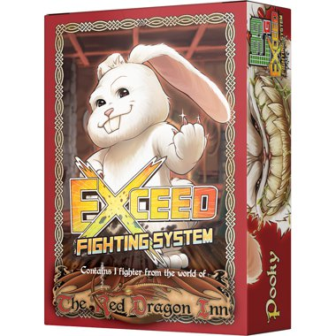 Copertina di Exceed: The Red Dragon Inn - Pooky