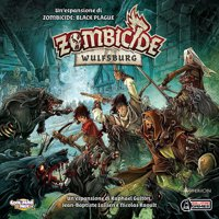 Zombicide - Black Plague: Wulfsburg