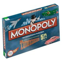 Monopoly: Thunderbirds 50th Anniversary Edition