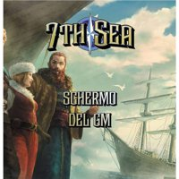7th Sea: Schermo del GM
