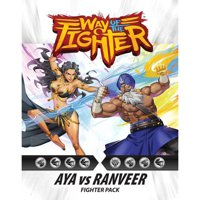 Way of the Fighter: Aya vs Ranveer