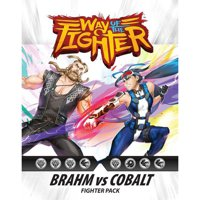 Way of the Fighter: Brahm vs Cobalt