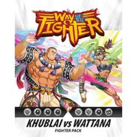Way of the Fighter: Khublai vs Wattana