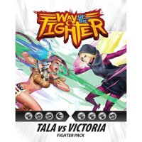 Way of the Fighter: Tala vs Victoria