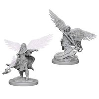 D&D: Nolzur's Marvelous Miniatures - Aasimar Female Wizard