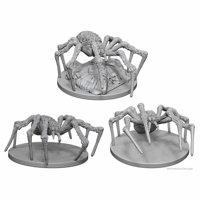D&D: Nolzur's Marvelous Miniatures - Spiders