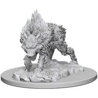 Pathfinder: Deep Cuts Miniatures - Dire Wolf