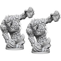 Pathfinder: Deep Cuts Miniatures - Medium Earth Elemental
