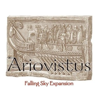 Copertina di Falling Sky - The Gallic Revolt Against Caesar: Ariovistus