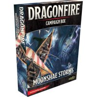 Dungeons & Dragons - Dragonfire: Moonshae Storms