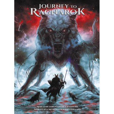 Copertina di Journey to Ragnarok