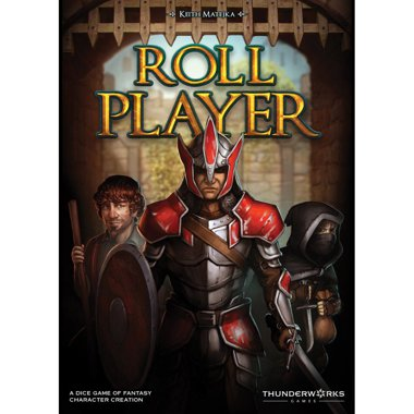 Copertina di Roll Player