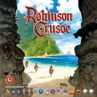 Robinson Crusoe - Adventures on the Cursed Island