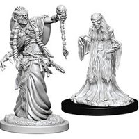 D&D: Nolzur's Marvelous Miniatures - Green Hag & Night Hag