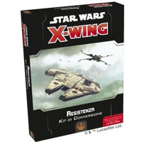 Star Wars X-Wing 2E: Kit Conversione - Resistenza
