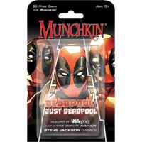 Munchkin - X-Men: Deadpool, Just Deadpool