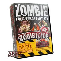 Set Colori: Zombicide - Toxic-Prison Paint Set