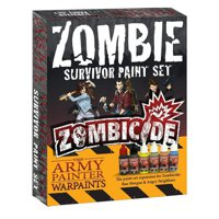 Set Colori: Zombicide - Survivor Paint Set