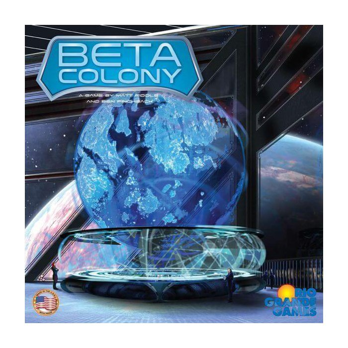 Copertina di Beta Colony