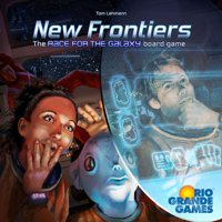 Race for the Galaxy - New Frontiers