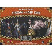 Massive Darkness: Stregoni vs Lord Tusk