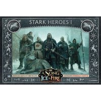 A Song of Ice and Fire: Eroi Stark I