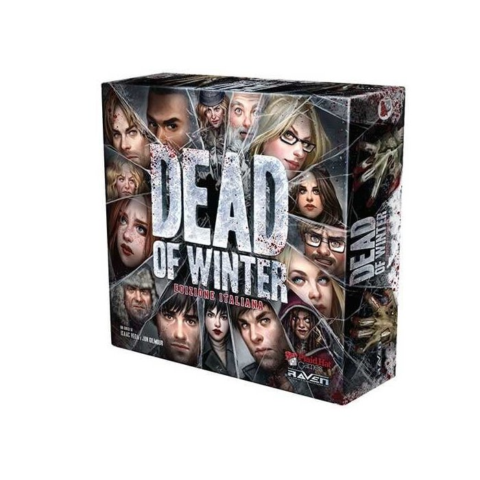 Copertina di Dead of Winter