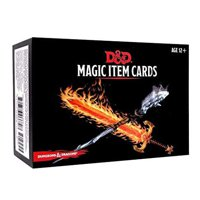 Dungeons & Dragons Edizione Inglese: Magic Item Cards