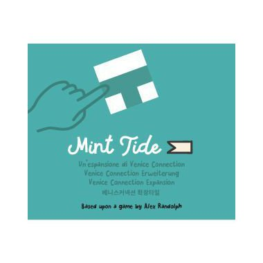 Copertina di Venice Connection: Mint Tide
