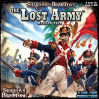 Shadows of Brimstone: Mission Pack - The Lost Army