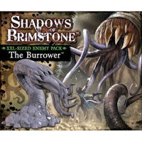 Shadows of Brimstone: XXL Enemy - The Burrower