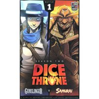 Dice Throne - Season 2 (Gunslinger v Samurai)