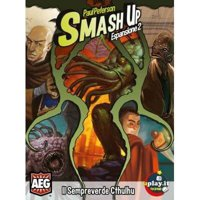 Smash Up: Il Sempreverde Cthulhu